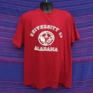 Vintage Deadstock University of Alabama T Shirt
